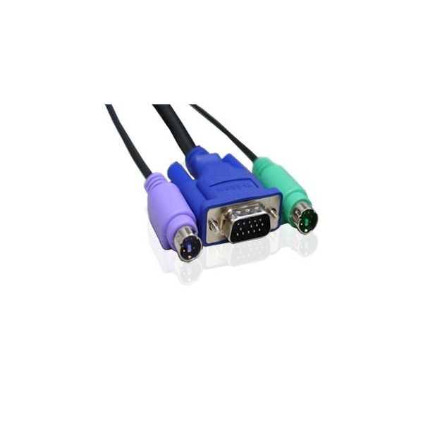 DLINK KVM Cable PS2 4,5m