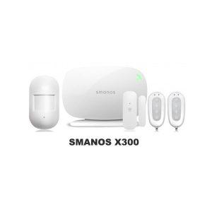 SMANOS GSM/SMS Smart Alarm System X300