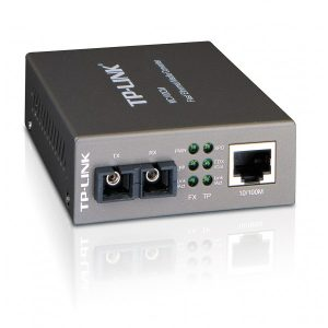 TPLINK WDM Fast Ethernet Media Converter MC100CM